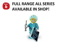 Lego Minifiguras cirujano 6 (8827) Nuevo Series Sellado de fábrica