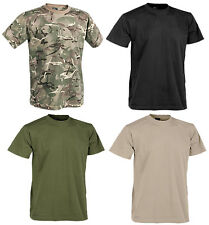 HELIKON ARMY PATROL T-SHIRT MENS TACTICAL AIRSOFT MILITARY WORKWEAR 100% COTTON