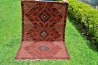 COLLECTORS' Antique Medallion with Pictorial Carpet,Antique Carpet,Best Price