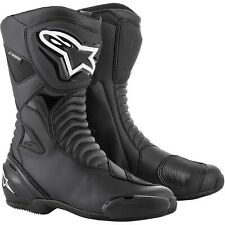 Alpinestars - SMX-S Boots US Size: 8 Color/Finish: Black