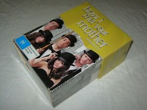 How I Met Your Mother - Seasons 1 - 5 - Box Set - Region 4 - VGC - DVD
