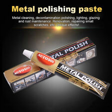 Autosol Aluminium Metal Polish Paste Cleaner Home Cleaning 50/100g Tube