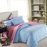 3D Dream Girl Pink 78 Bed Pillowcases Quilt Duvet Cover Set Single Queen King CA