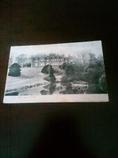 Old Postcard No 26 Keele Hall Staffs DEAKIN Series