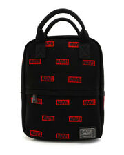Loungefly Marvel Logo AOP Mini Backpack