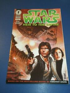 Star Wars Heir to the Empire #2 VF+ Beauty Wow 2nd Grand Admiral Thrawn Key