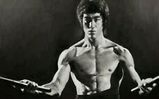Bruce Lee Poster Length: 800 mm Height: 500 mm SKU: 3115