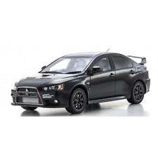 Mitsubishi Lancer Evolution X Final Edition Black Kyosho KSR18019B