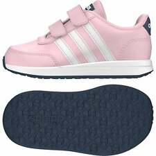ADIDAS Infants VS Switch 2 CMF Trainers (Pink / Navy)