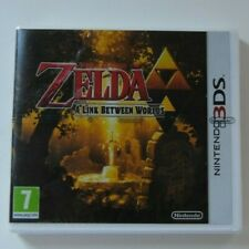ZELDA A LINK BETWEEN WORLD CONSOLE NINTENDO 3DS NEW NEUF SCELLE