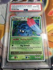 2009 Pokemon TCG Platinum Arceus Tangrowth Lv. X Holo Rare PSA 10 GEM MINT 99/99