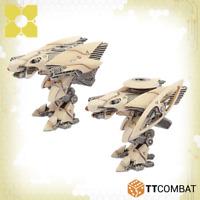 Dropzone BNIB Command Cards TTDZX-ACC-002