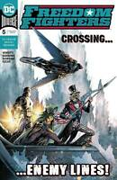 Freedom Fighters #5 Crossing Enemy Lines DC Comic 1st Print 2019 unread NM