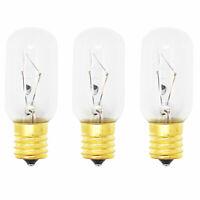 Compatible KitchenAid 8009 Light Bulb 4-Pack Replacement Light Bulb for KitchenAid KBFA25ERSS01