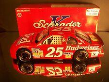 Rare Ken Schrader #25 Budweiser 1995 Chevrolet Monte Carlo 1:24 1 of 5,004