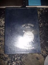 1978 Hoggard High School yearbook Wilmington NC .... SAGA