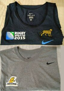 Tank Tops for men size XL Rugby Pumas y Jaguares - Argentina