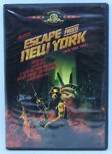 Escape from New York - DVD - Kurt Russell, Lee Van Cleef, Ernest Borgnine