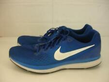 Mens 14 Nike Air Zoom Pegasus 34 Running Shoes Gym Blue White 880555-410 Sneaker