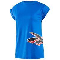 Reebok Classics Women's Vintage Graphic T-Shirt (Vital Blue) BS3654
