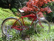 1999 Electra 1ST YEAR New Belgium Brewery Bicycle Cruiser Candy Red Never Ridden