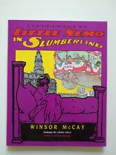 EO 1990 (comme neuf) - Little Nemo (intégrale 4) - Winsor Mc Cay - Zenda