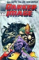 Darker Image #1 CVR A 1993 Sam Keith Jim Lee Rob Liefeld Image Comics NM-
