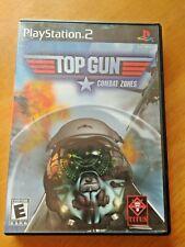 PS 2 Top Gun Combat Zones 2001