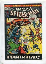 The Amazing Spider-Man #114 - Who the Heck is Hammerhead!? - (7.0) 1972
