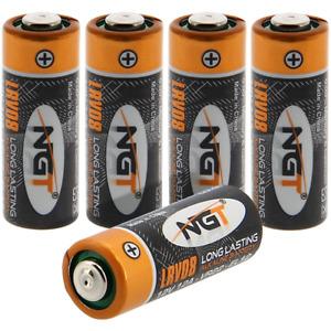 NGT LRV08 BATTERIES 12v Battery For Bite Alarms NEW