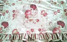 "Waverly Garden Room Heirloom Collection 36""(91cm) Square Cotton Table Cover EUC"