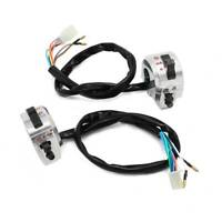 """22mm 7/8"""" Universal Motorcycle Handle Bar Handlebar Switch Control Left & Right"""