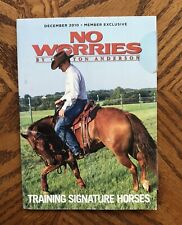 Clinton Anderson NWC Training Signature Horses DVD