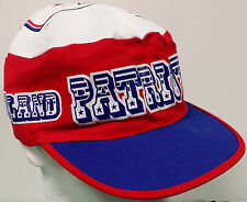 New Engalnd Patriots Hat VINTAGE Painter Hat by Twins