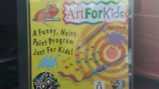 Art For Kids ( a Funny, Noisy Paint Program Just For Kids) PC GAME