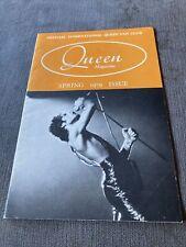 More details for queen spring 1979 rare original fanclub magazine in good condition