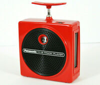 Panasonic RQ-830S Dynamite TNT 8 Track Player (REFURBISHED) **Video**