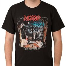DECEASED-AS THE WEIRD TRAVEL ON-T-SHIRT-X-LARGE-LEGEND