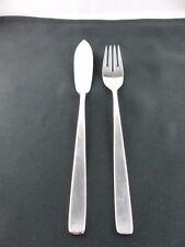 C 835 ⭐⭐ Wilkens Classic Fischbesteck 6 Messer & 6 Gabeln 800 Silber  ⭐⭐