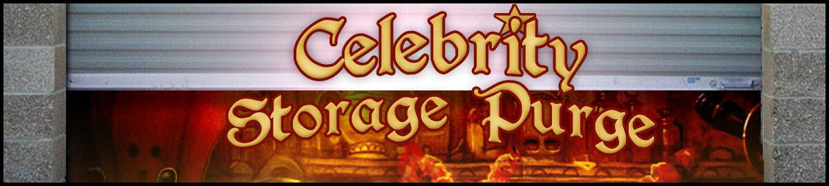 Celebrity Storage Purge