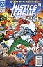 JUSTICE LEAGUE EUROPE (INTERNATIONAL #51-UP) (1989 Serie #48 NEWSSTAND Very Fine