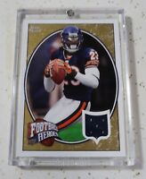 DEVIN HESTER GAME USED PATCH GOLD 06/35 NM! *2008 FOOTBALL HEROES*