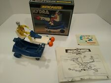 MICRONAUTS- Hydra, Box, Instructions, and Time Traveler- Nice Toy!