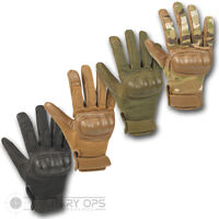 HARD KNUCKLE TACTICAL GLOVES FORCES CONTACT PROTEC MILITARY ARMY BRITISH NOMEX