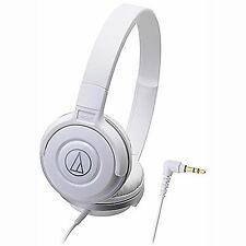 Audio-technica STREET MONITORING headphone ATH-S100 WH / AIRMAIL with TRACKING
