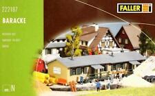 Faller 222187 N - Baracke NEU & OvP