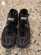 Nike Wrestling Shoes Youth Size 3 Us