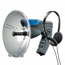 Spy Listening Device Parabolic Microphone Bionic Ear Sound Amplifier Xmas Gift