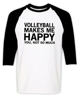 Volleyball Player T-shirt Funny Humor Volleyball Player Birthday Christmas Gift