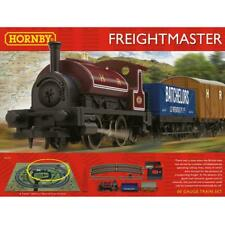 Hornby R1223 Freight Master Electric Train Set New